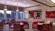 Hilton Garden Inn Columbus-University Area Hotel, OH - Great American Grill Restaurant Dining Room