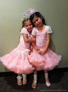 Sophia Grace & Rosie!   <3 them... Ellen DeGeneros loves these little girls