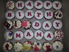 #cupcakes #happybirthday #forMama