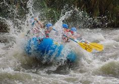 Adrenaline junkies, this Arenal, Costa Rica whitewater rafting tour is for you Careen across the class 3 and 4 rapids of El Ro ToroThe Bull River Greatest Adventure, Adventure Awaits, Rafting Tour, Whitewater Rafting, Rock Climbing, Go Outside, Water Sports, Canoe, Kayaking