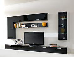 Moderní obývací stěna Game zaujme na první pohled svým moderním designem a překvapí kvalitou zpracování. Tato obývací stěna nabízí velké množství úložného...