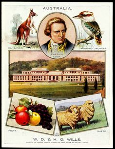 Cigarette Card - Australia by cigcardpix, via Flickr
