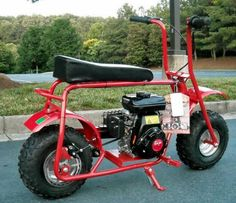 Old Mini Bikes For Sale Mtd Trail Flight Very Nice For
