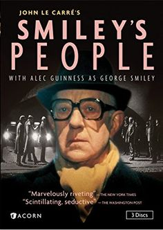 "DVD  $21.27 Smiley's People- 3, British Secret Intelligence Service: George Smiley, the retired head of espionage, and General Vladimir, an aging informant who reported to him. When the general walks into a bullet after sending an urgent message to his old handler, the Circus asks Smiley to ""tidy things up."""