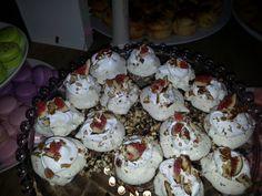 Mini Fig & Pecan Nut Pavlova's from Tasting Matters Catering