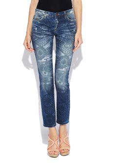 On ideeli: BLANK NYC Printed Jean