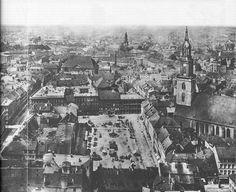 9, Neuer Markt, Marienkirche, Garnisonskirche 1868