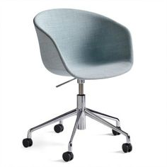 Featuring a 5 Star swivel base with gas-lift and upholstered seat. Perfect for the home or office.