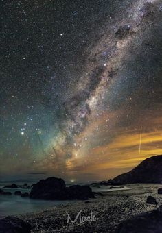 Starry Sky --- by Mikey Mackinven on 500px