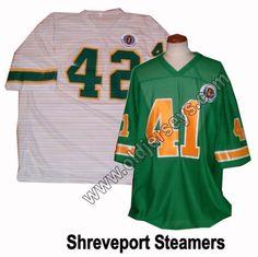 Shreveport Steamers World Football League Replica Jersey