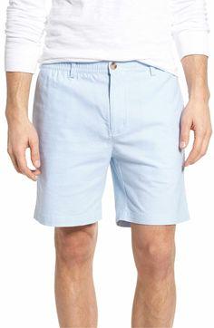 Main Image - vineyard vines Jetty Stripe Stretch Cotton Shorts