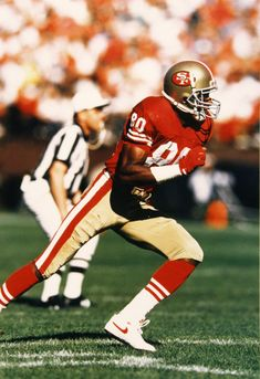 Jerry Lee Rice (born October 13, 1962) is a retired American football wide receiver. He is generally regarded as the greatest wide receiver of all time and one of the greatest players in National Football League history.
