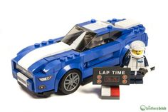 LEGO Speed Champions 75871 Ford Mustang GT [Review] http://www.brothers-brick.com/2016/02/08/lego-speed-champions-75871-ford-mustang-gt-review/