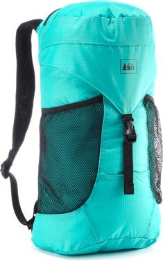 A travel daypack that doesn't take up much room when needed.