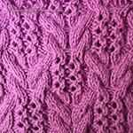 lace texture Strand