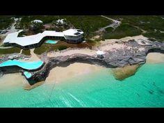Bahamas beachfront home for sale.
