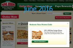 Papa Joes Pizza Coupons Ends of Coupon Promo Codes MAY 2020 ! Locally owned serve a in proudly over operated, well known also Well Jo. Pizza Coupons, Grocery Coupons, Kfc Coupons, Godfathers Pizza, Worlds Best Chicken, Best Buy Coupons, Joe's Pizza, Pizza House, Popeyes Chicken