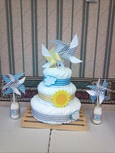 You are my sunshine baby shower