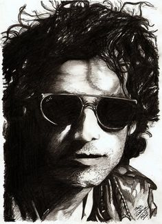 Andres Calamaro by ~Taiel on deviantART