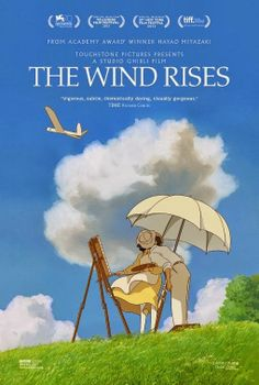 Studio Ghibli has announced the English language voice cast for The Wind Rises. Joseph Gordon-Levitt will front Hayao Miyazaki's film as the voice of aeronautical engineer Jiro Horikoshi. Hayao Miyazaki, Jiro Horikoshi, Studio Ghibli Films, Laurence Anyways, Le Vent Se Leve, Dm Poster, Touchstone Pictures, Animation 3d, Wind Rises