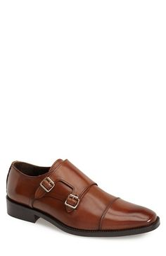 To+Boot+New+York+'Brooklyn'+Double+Monk+Strap+Shoe+(Men)+available+at+#Nordstrom
