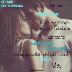 Only Me - Kyland, Mia Sheridan