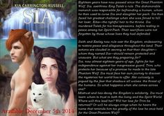Nook Books and More Blog: Review of Sia by Kia Carrington-Russell