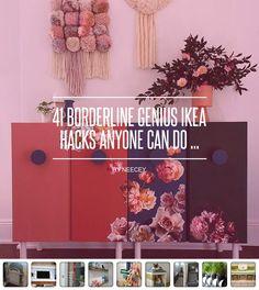 41 #Borderline Genius 😁 Ikea #Hacks Anyone Can do 👏🏼 ... - #DIY