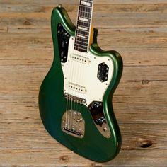 Fender Jaguar Lake Placid Blue 1966 (s461)