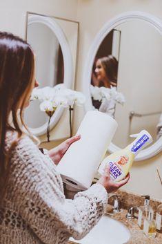 Spring Cleaning with Febreze | BondGirlGlam.com // A Fashion, Beauty & Lifestyle Blog by Irina Bond