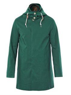 Dunoon hooded coat | Mackintosh | MATCHESFASHION.COM