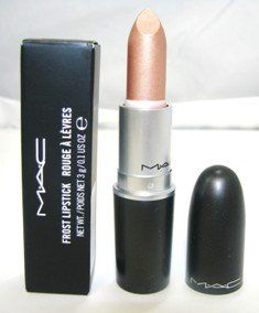 MAC frost lipstick GEL by MAC. $15.99. New in Box. Lips / Lipstick. MAC Lipstick Frost Lipstick. **No U.S. Sale Tax** Gel. MAC Frost Lipstick Gel  It has a medium to high frosted shimmer and shine finish. Fantasic colour.