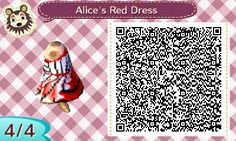 """rabbittree: """"So I've been playing this thing called Animal Crossing. """" QR Codes here! (http://qracnl.tumblr.com)"""