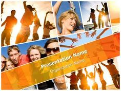 Collage Leisure Activities Powerpoint Template is one of the best PowerPoint templates by EditableTemplates.com. #EditableTemplates #PowerPoint #Happiness #Relationships #Men #Company #Hands  #Coast #Group #Celebrate #Youth #Festival #Sea #Sunlight #Summer #Leisure #Party #Beach #Girl #Teen #Active #Carefree #Together #Music #Boy #Friends #Dawn #Fun #Holiday #Young #Weekend #Students #Collage #Joy #Evening #Beautiful