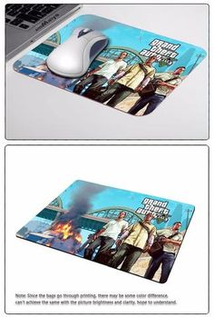 GTA 5 Mouse Pad