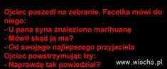 Polish Memes, Dark Sense Of Humor, Im Depressed, Funny Mems, Keep Smiling, Just Smile, Best Memes, Depression, Texts