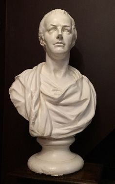 Antique Lifesize Faux Marble Plaster Portrait Bust Of William Pitt the Younger in Art, Sculptures, Antique (Pre-1900) | eBay