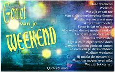 ..Weekend..