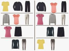 A Simple Summer Wardrobe | The Vivienne Files 2-13-14