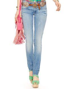 Tompkins Skinny Jean - Polo Ralph Lauren Skinny - RalphLauren.com