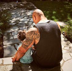 Dwayne 'The Rock' Johnson reveals goals for toddler daughter Jasmine Dwayne Johnson The Rock, Dwayne Johnson Daughter, Rock Johnson, Dwayne The Rock, Jasmine Instagram, Lauren Hashian, Martial, Rock Family, Michael Ealy