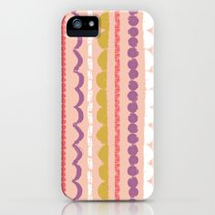 """Butterfly Garden - Streamers"" Phone Cases by Rebecca Stoner"