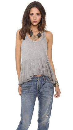 Free People Irma Tank- needed in every color!