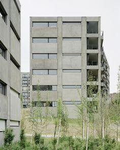 Von Ballmoos Krucker - Triemli development, Zürich 2011
