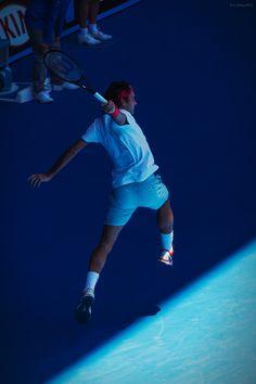 Revés Roger Federer