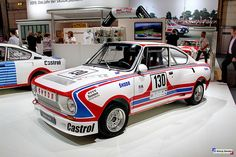 1977 - 1982 Škoda 130 RS (Replica) | See more car pics on my… | Flickr Car Pics, Car Pictures, Rear Wheel Drive, Rally Car, Cars And Motorcycles, Race Cars, Porsche, Classic Cars, Automobile