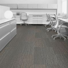 Interface Modular Carpet  Brickworks,Brick Grey