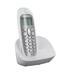 Cordless phone D271 3/4 left HD (2265 x 1593) - anthracite plastron