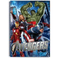 Caiet de matematică A5 The Avengers