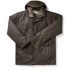 Filsom - All-Season Rain Coat - Orca Gray - XS